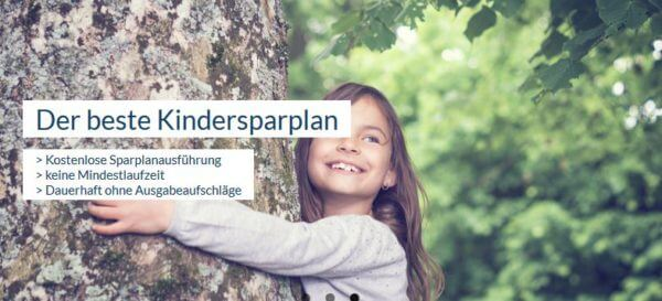 Fondsvermittlung24 Kindersparplan