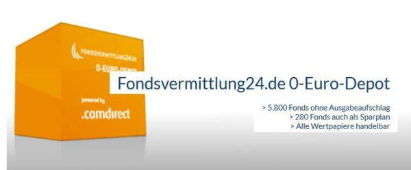 Fondsvermittlung24_0 Euro Depot