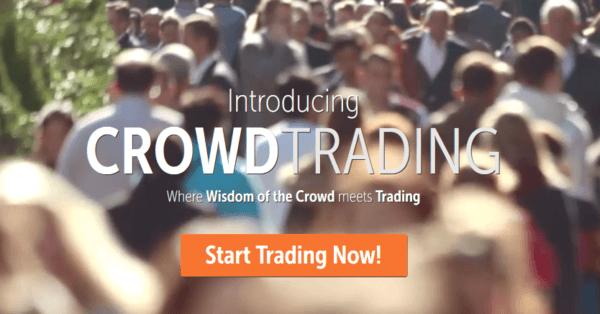 Trade360 Webauftritt