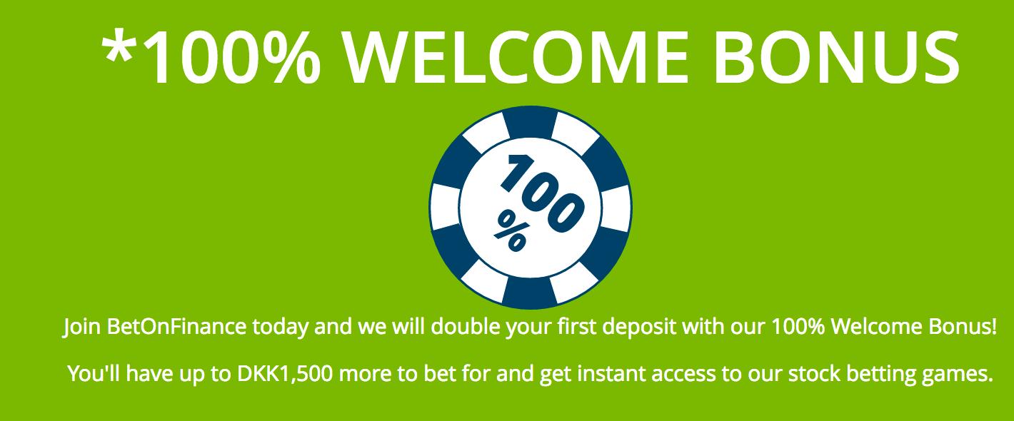 BetOnFinance Bonus