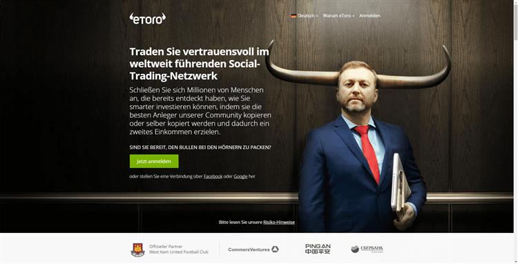 Wie Sie ein Social Trading Account starten
