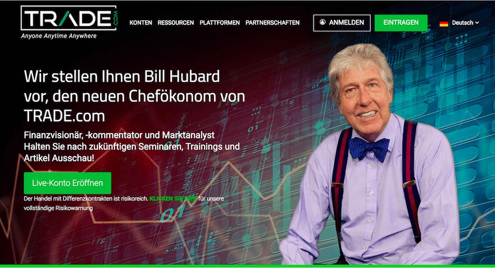 Trade.com Erfahrungen von Brokervergleich.net