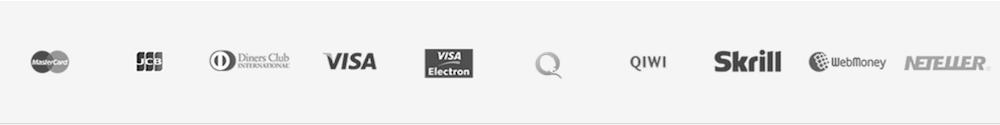 Trade.com Zahlungsmöglichkeiten