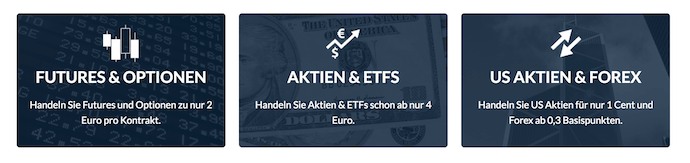 CapTrader ETFs