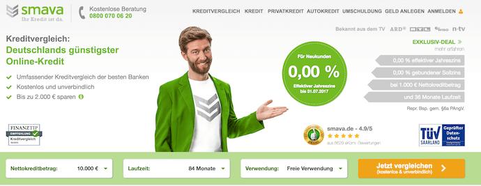smava Erfahrungen von Brokervergleich.net