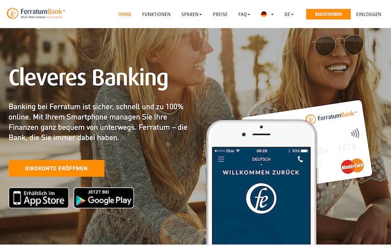 Ferratum Bank Erfahrungen von Brokervergleich.net