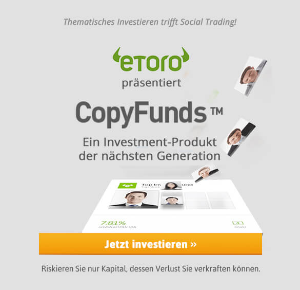eToro CopyFunds