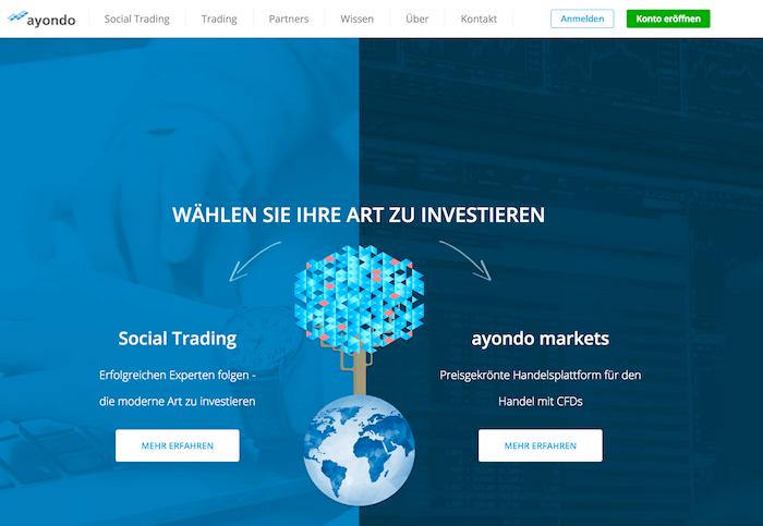 ayondo Krypto Erfahrungen von Brokervergleich.net