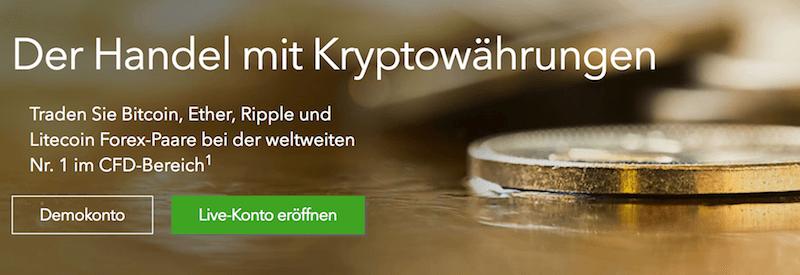 IG Krypto Handel