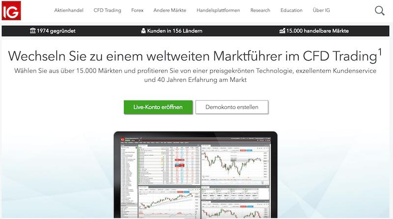 IG Krypto Erfahrungen von Brokervergleich.net