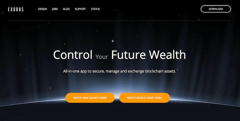 Exodus Wallet Erfahrungen von Brokervergleich.net