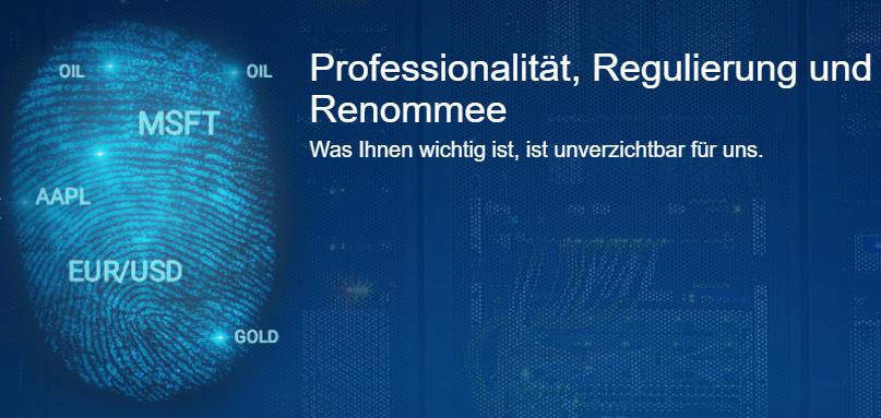 Trade.com Rgulierung