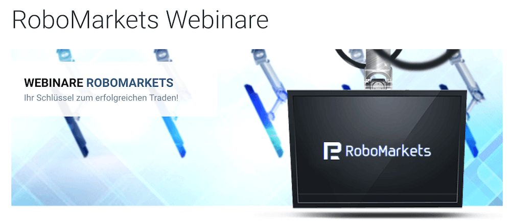 RoboMarkets Webinare
