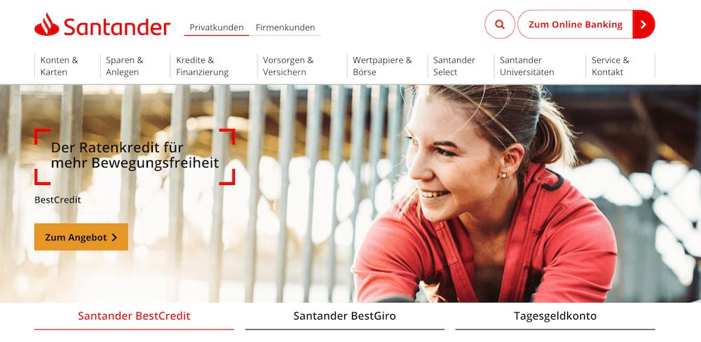 Sina Santander Bank