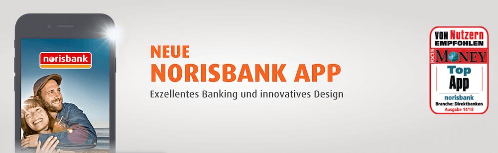 norisbank Banking App