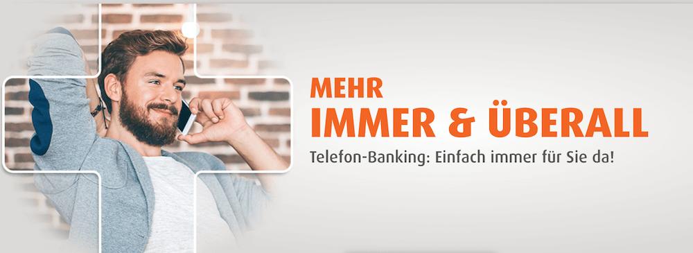 norisbank Telefon-Banking
