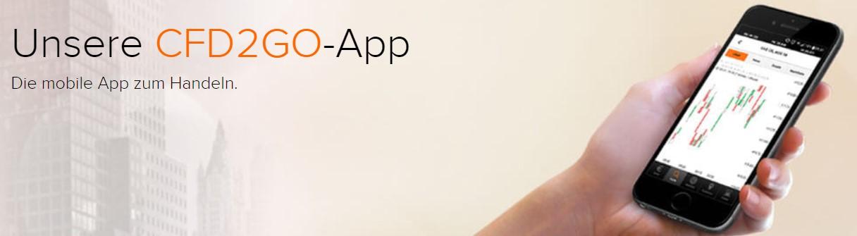 Dank App sind flatex-Kunden sehr flexibel