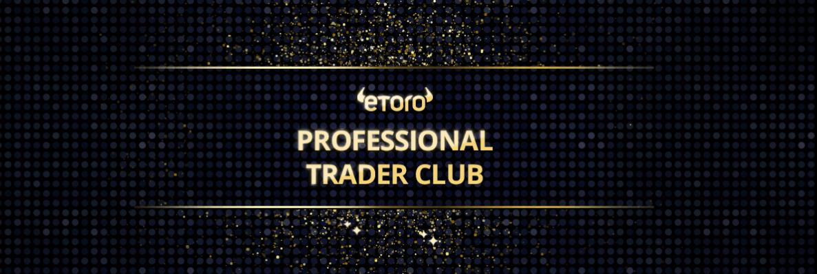 eToro professional Trader Club