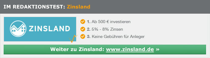 Zinsland Bonus für Limesquartier-Investment
