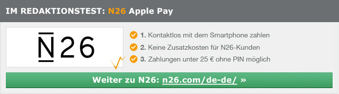 Apple Pay Deutschland
