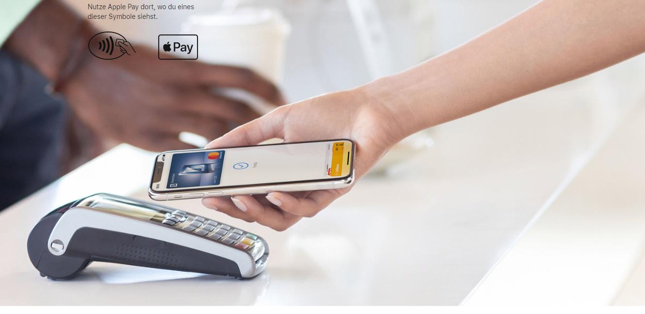 So funtktioniert Apple Pay in Geschäften