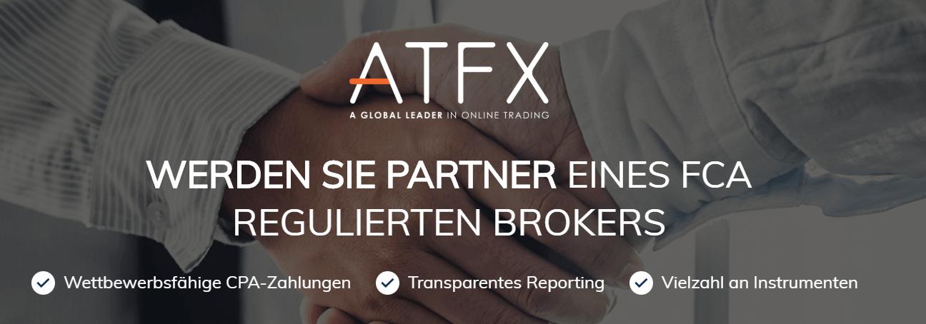 Profitieren auch Sie von der Vielzahl an Instrumenten bei ATFX