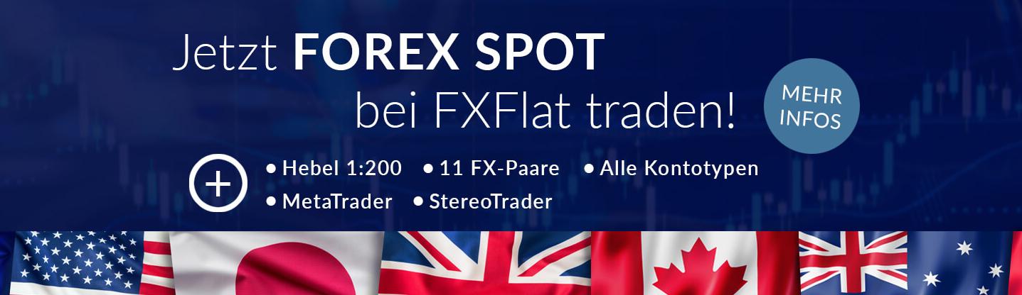 FXFLat bietet gute Konditionen