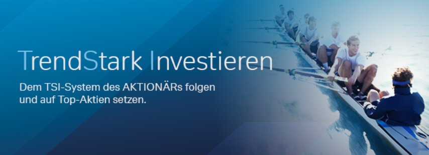 Investieren Sie trendstark bei der Deutschen Bank