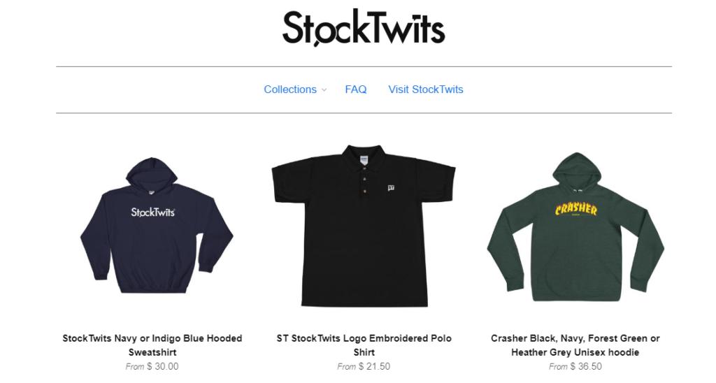 StockTwits Shop